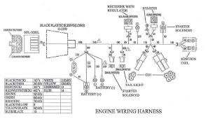 electric scooter wiring diagram u0026