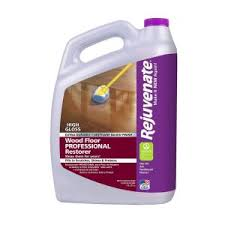 rejuvenate 128 oz professional high gloss wood floor restorer