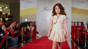 kids fashion week stock footage video shutterstock