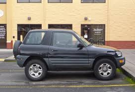 toyota rav4 convertible for sale curbside 1998 toyota rav4 two door the modern cuv