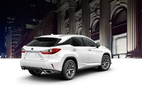 lexus rx 350 mileage 2017 lexus rx luxury crossover specifications lexus com