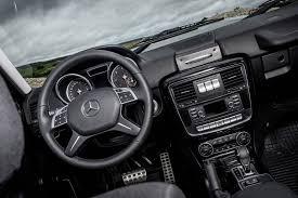 mercedes benz g class interior 2015 new 2017 mercedes benz g350d professional brings g class closer to