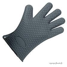 gant de cuisine anti chaleur de cuisine manique silicone imperméable antidérapant anti chaleur