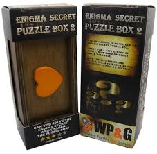 gift card puzzle box enigma secret puzzle box 2 money gift trick box