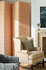 Folding Screens Room Dividers by Custom Upholstered Folding Screens