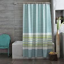 Shower Curtain Blue Brown Aqua Brown Shower Curtain Home Design Inspirations