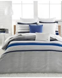 King Comforter Sets Blue Surprise 40 Off Lacoste Home Auckland Blue King Comforter Set