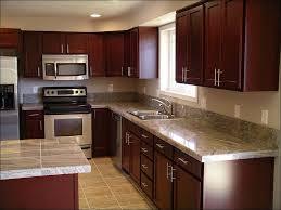 kitchen brown kitchen cabinets dark cabinets tiny kitchen