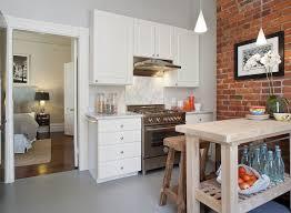 Loft Kitchen Ideas Tamara Mack Design Kitchens Loft Kitchen Exposed Brick Walls