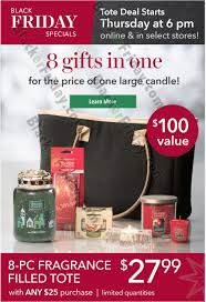 yankee candle black friday 2017 sale deals sales 2017