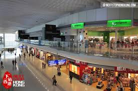 Hong Kong International Airport Floor Plan Plan Your Stop Over Time In Hong Kong Nextstophongkong Travel Guide