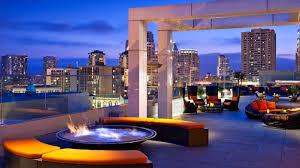 rooftop patio andaz san diego rooftop patio hawaii 5 0 vacation rentals