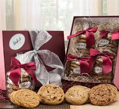 cookie gift boxes macadamia nut cookies chocolate chip cookies peanut butter