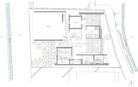 house plan with courtyard a modern japanese courtyard house mitsutomo matsunami small