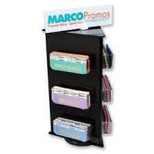 ribbon display tabletop rotating ribbon display item rm 15004 marco promos