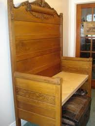 Bench Made From Bed Headboard Made From Bed Headboard And Footboard Clever Interesting
