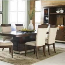 dining room smart dining room space with high back dining chairs