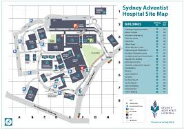 getting to the sydney adventist hospital san
