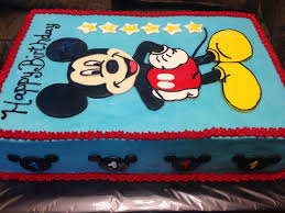 mickey mouse 1st birthday mickey mouse cakes plus baby minnie mouse 1st birthday cake plus