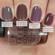 opi squeaker of the house washington d c collection comparisons