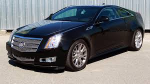 2011 cadillac cts performance coupe 2011 cadillac cts coupe strongauto