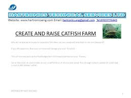 Catfish Backyard Pond by Create And Raise Catfish Farm Why Do We Take Pains To Pay For