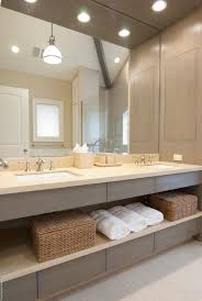 What Supports The Weight Of The Vanity Counter In The Middle - Bathroom counter design