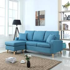 Sectional Chaise Furniture Reversible Sectional Sofa Chaise Sofa With Ottoman