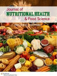 journal cuisine international journal of nutritional health journal of nutrition