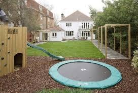 of creative kids friendly garden and backyard ideas 12