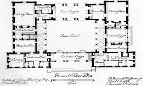 Spanish Home Plans Mexican Hacienda Floor Plans Home Decorating Interior Design