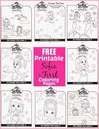 disney sofia floating palace free printable