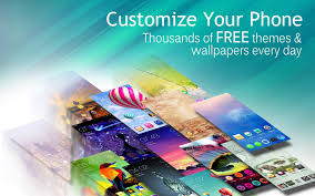 c launcher themes wallpapers diy smart clean android apps