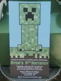 minecraft party invites budget minecraft party ideas swish printables