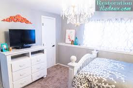 teen bedroom makeover restoration redoux