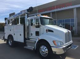 kw semi trucks for sale kenworth service trucks utility trucks mechanic trucks in