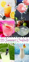 25 summer cocktails oh my creative