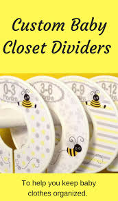 Baby Clothes Dividers Best 25 Organizing Baby Clothes Ideas On Pinterest Organizing