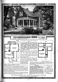 Classic Colonial Floor Plans by 1900 Sears House Plans Searsarchives Com