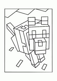 minecraft color page 402292