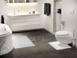 bad weiss badezimmer wei braun wohndesign