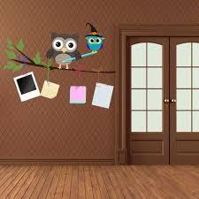 aliexpress com buy note tree branch owl wall decal sticker