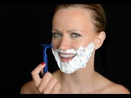 how to stop facial hair growth in women facial hair removal for