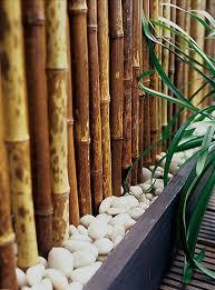bambus fã r den balkon 129 best images about terazas on ikea bathroom shelves