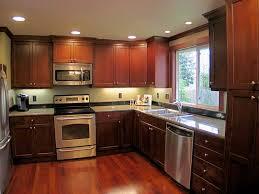 Medium Dark Cabinets Medium Floor Catchy Kitchens Pinterest - Simple kitchens