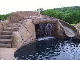 waterfalls and spas by aquacrete call randy murray at 479 877 9274