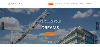50 best wordpress themes for builders contractors and
