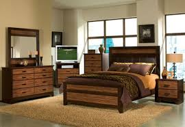 branchville 6 piece two tone finish bedroom set by acme 14160