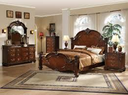 bedroom sets traditional style spanish style bedding traditional style bedroom set with poster