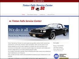 car mechanic automotive website design nj seo